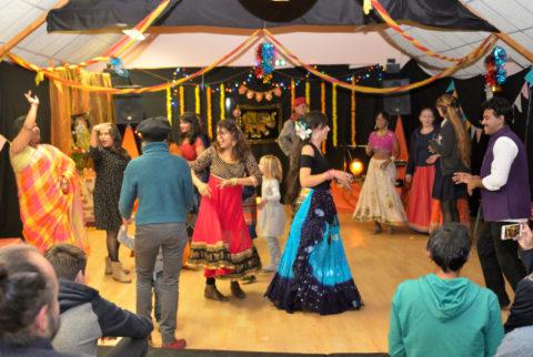 Diwali 2018 à Rennes, Cercle Celtique